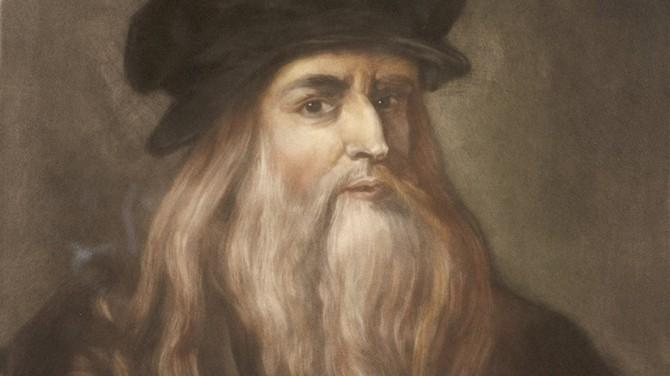 Леонардо да Винчи видел мир в «замедленной съемке»