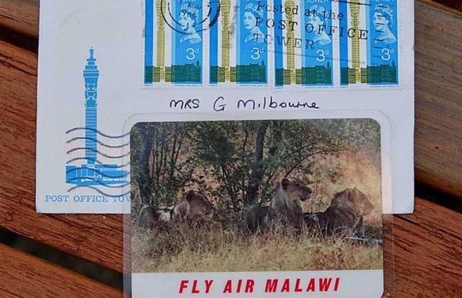 Британка получила письмо от сестры спустя 54 года