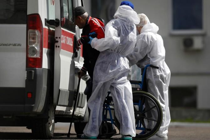 Украина побила новый антирекорд заболеваемости на COVID-19