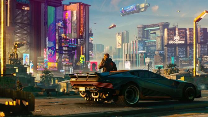 Netflix выпустит сериал по игре Cyberpunk 2077