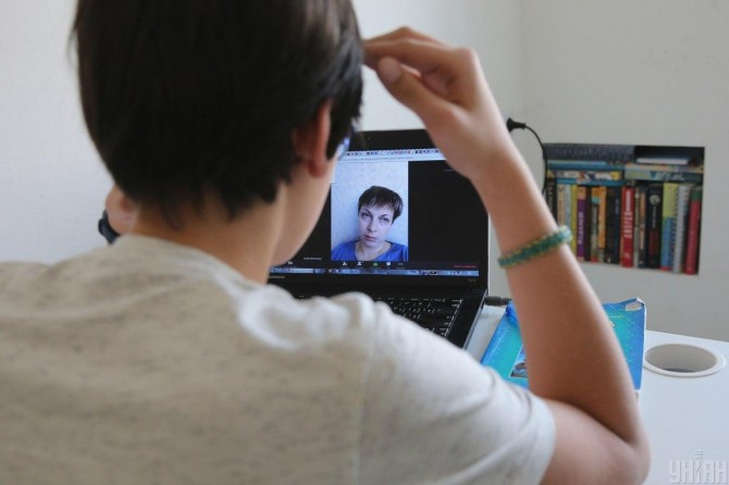 Украинские школы могут продолжить дистанционное обучение с сентября