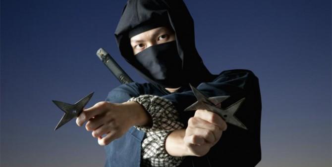 Впервые в мировой истории выдали диплом об изучении ниндзя