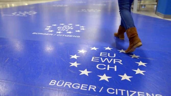 Евросоюз не откроет границы для украинских туристов