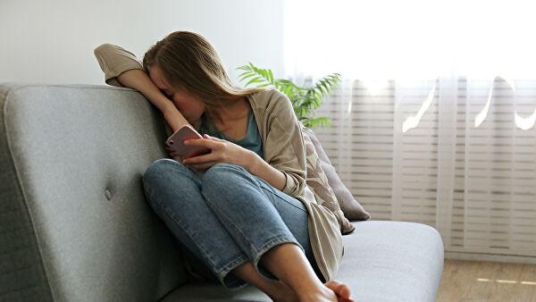 Японские ученые доказали, что причиной депрессии является вирус