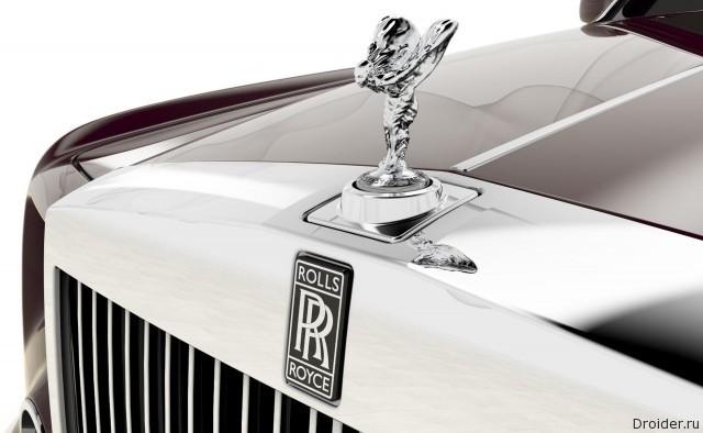 Новый Rolls-Royce Ghost впервые показали на видео