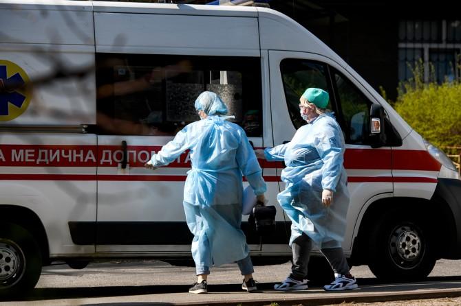 Коронавирус: за сутки в Украине выявили 664 новых заражения