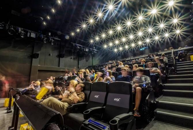 Уже сегодня украинцы могут пойти в кинотеатры