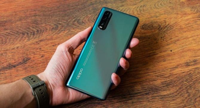 Oppo Find X2 назван самым быстрым смартфоном