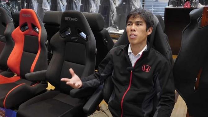 В сети продемонстрировали, что может гоночное кресло Recaro (ВИДЕО)