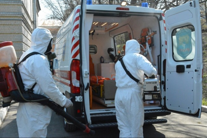 В Украине 810 новых случаев COVID-19, умер 21 человек