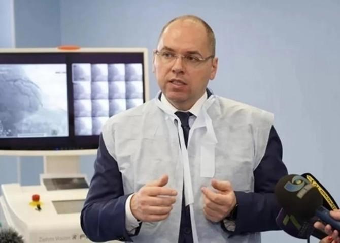 Министр здравоохранения Украины назвал достойную зарплату для врачей