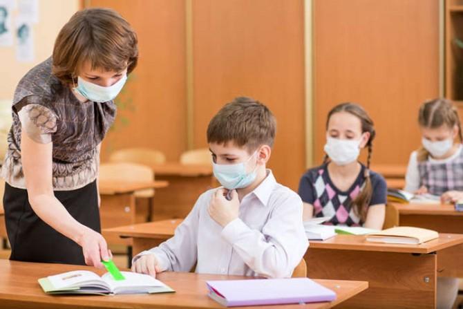В Минздраве назвали главные правила для обучения в школах с сентября