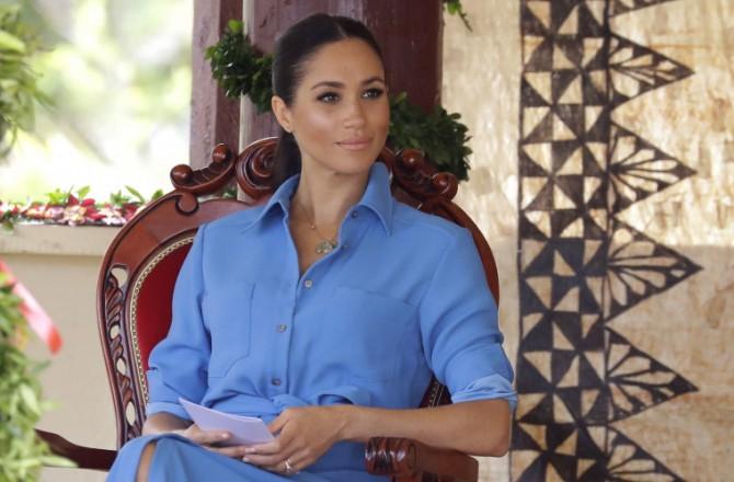 Супруга принца Гарри собралась побороться за пост президента США