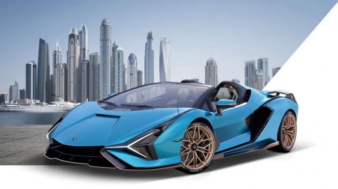 Lamborghini показали в действии систему охлаждения для Sian (ВИДЕО)