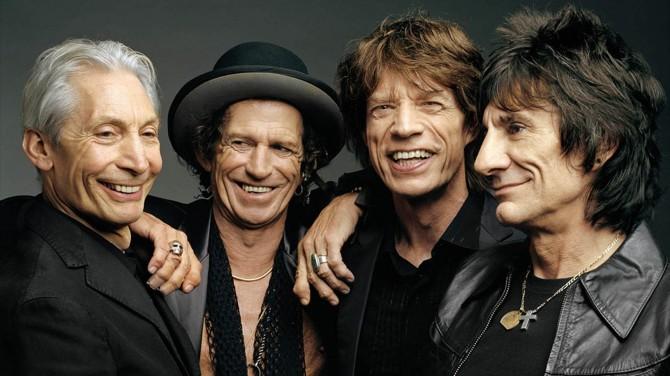 Группа The Rolling Stones порадовала поклонников неизвестной песней