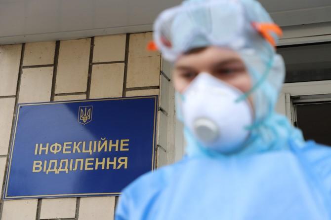 В Украине более 900 выявленных заболевших на коронавирус за сутки