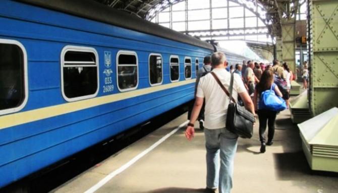 Из Киева пустят еще один поезд в Карпаты