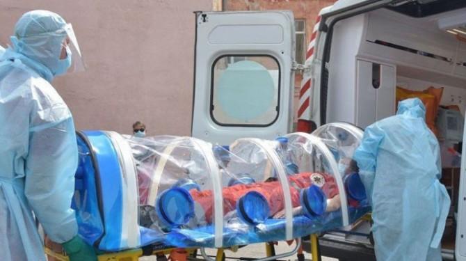1 090 новых случаев COVID-19 зафиксировано в Украине за минувшие сутки