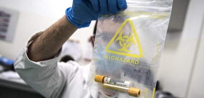 В Украине пятый день подряд выявляют более 1000 заболевших в сутки