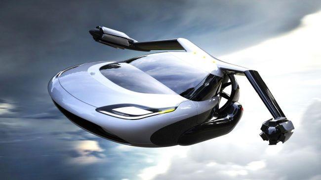 В США летающие авто смогут передвигаться по дорогам