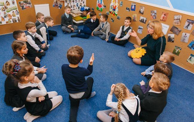 В Украине детям предлагают учиться по новой системе