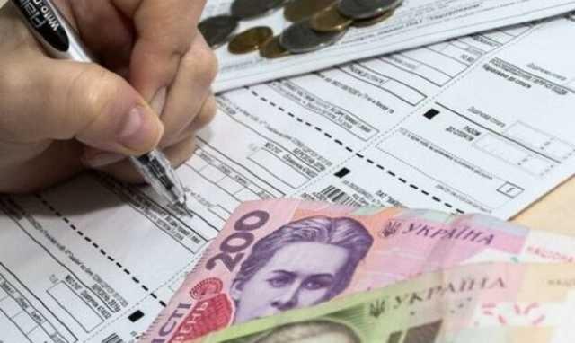 В Украине хотят в десятки раз поднять штрафы за долги по коммуналке