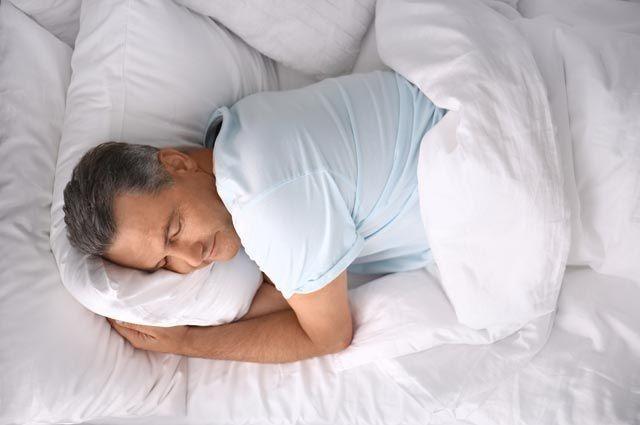 Длительный недосып может стать причиной слабоумия