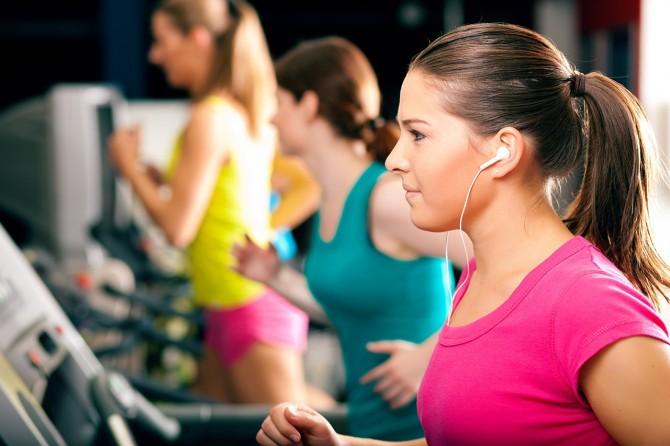 Оказалось, что музыка на тренировке улучшает работу мозга