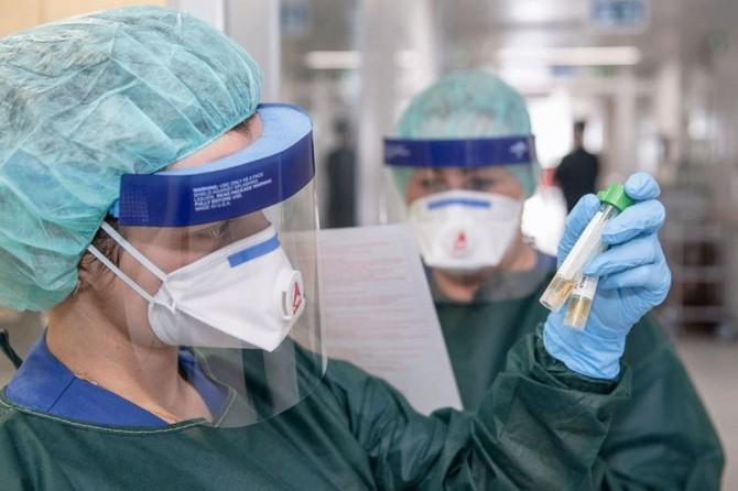 В Украине за сутки обнаружено 1158 новых случаев коронавируса