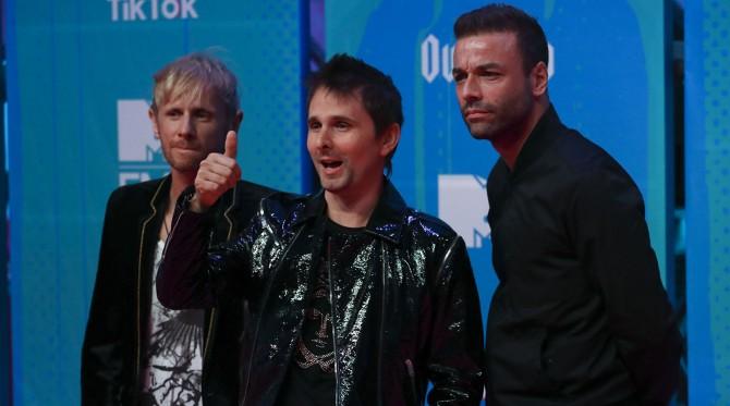 Группа Muse раскрыла дату выхода концертного фильма Simulation Theory