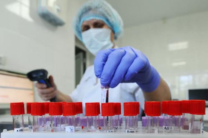 В Украине более 1,6 тысячи новых случаев коронавируса