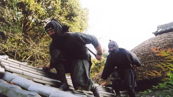 В Японии из музея ниндзя украли 150-килограммовый сейф