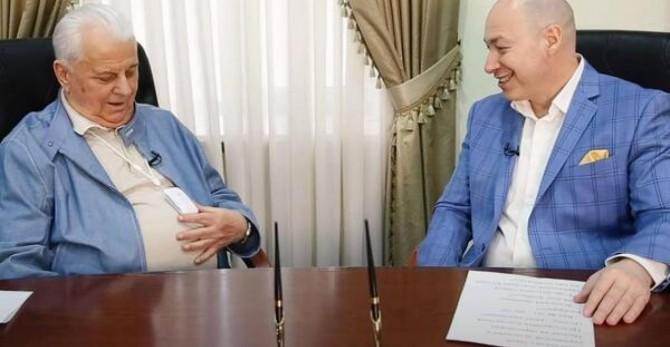 Первый президент Украины похвастался девайсом для уничтожения коронавируса (ВИДЕО)