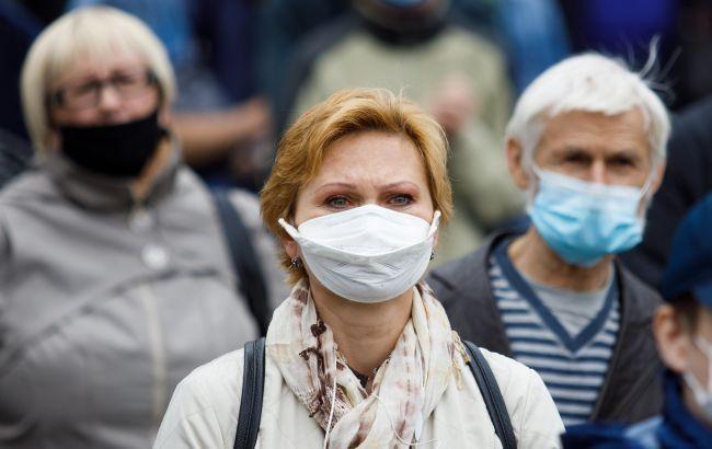 В Украине впервые более 4 тысяч новых случаев коронавируса