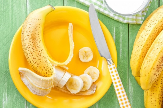 Диетолог рассказала, как похудеть с помощью бананов