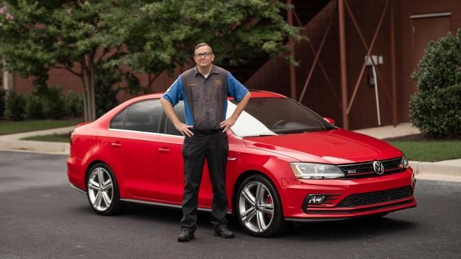 Американец за всю жизнь купил 42 автомобиля Volkswagen