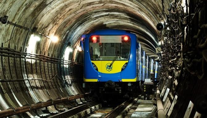 Названы сроки строительства метро на Троещину