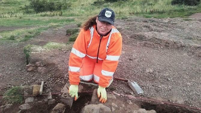 Шотландские археологи обнаружили руины древнего города