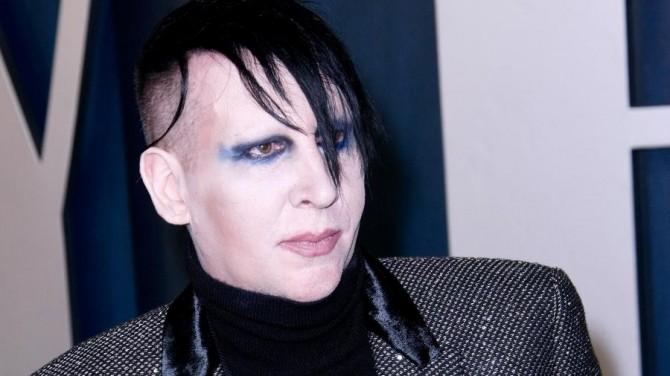 Мерилин Мэнсон выпустил первый альбом за три года
