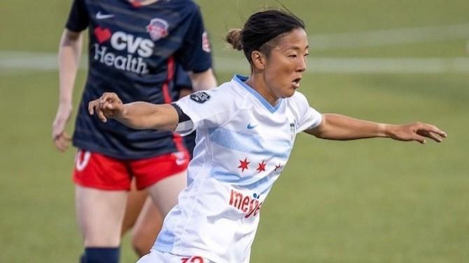 Футболистка японской сборной перешла в мужскую команду