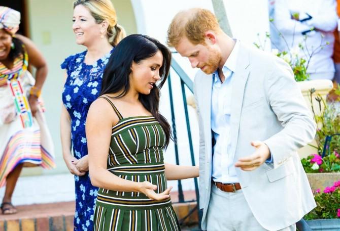 Меган Маркл и принц Гарри готовятся к громкому дебюту на телевидении
