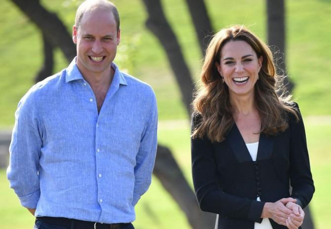 Кейт Миддлтон и принц Уильям взяли на работу ведущую BBC
