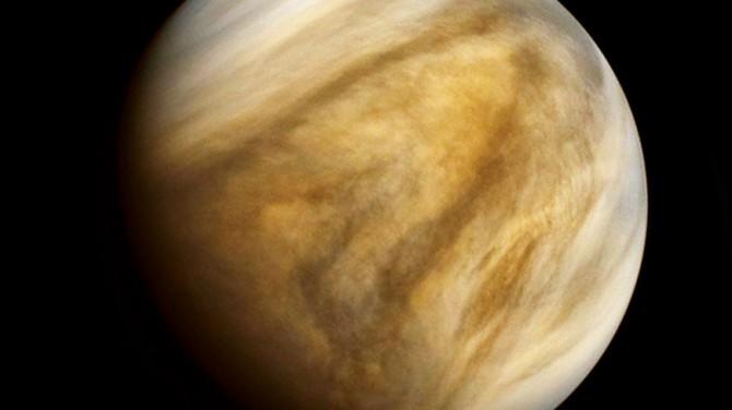 Жизнь на Венере могла возникнуть благодаря «земным» метеоритам