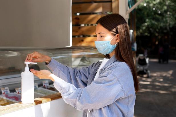 В Украине подтвердили 5728 новых случаев заболевания коронавирусом