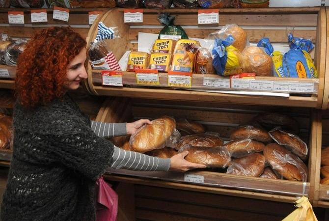 Хлеб в Украине подорожает на 10-15 процентов