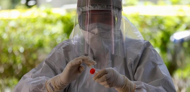 В Украине за сутки 7517 новых случаев коронавируса, а в Киеве 653 заболевших