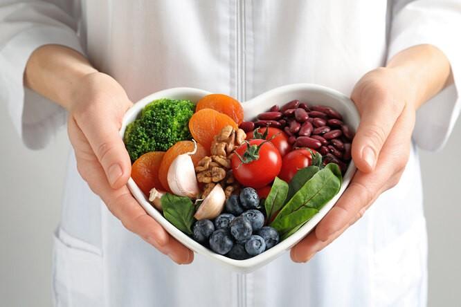 Пять идеальных продуктов для здоровья сердца