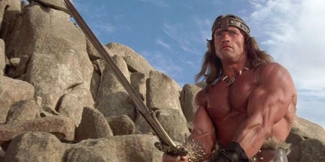 Netflix экранизирует историю о Конане-варваре