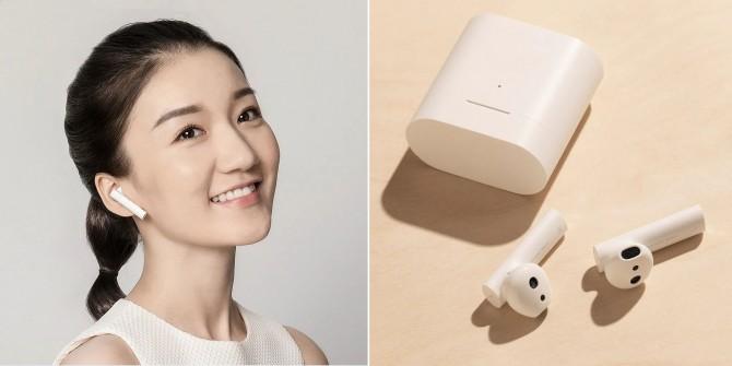 Беспроводные наушники Xiaomi Mi Air 2 Pro обещают больше суток автономной работы