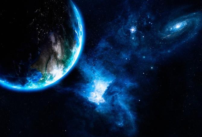 Астрономы обнаружили сходство с Землей у дрейфующей в космосе планеты